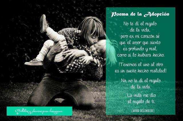 Poema Adopción
