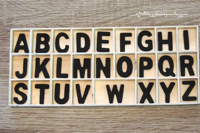 Alfabeto 12