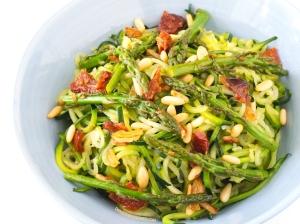 Pasta-de-calabacin-con-verduras-2
