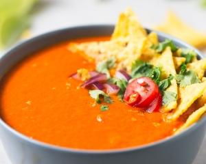 Sopa-de-tomate-picante