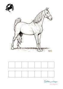 Escribir caballo_1