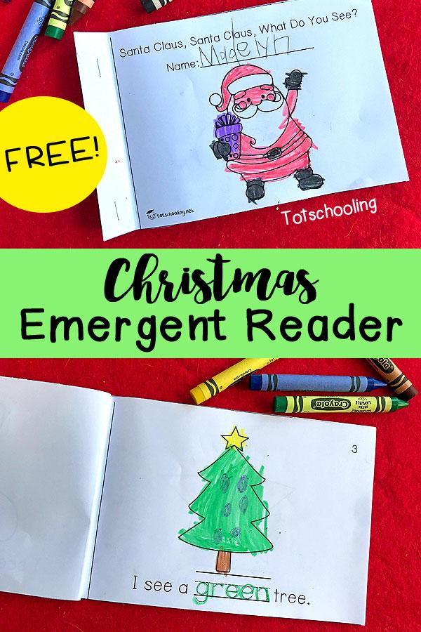 Christmas-Emergent-Reader